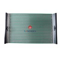 Buy cheap Derrick 500 Series PWP Steel Frame Screen Lightweight Rectangle Shape from wholesalers