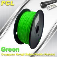 Buy cheap PCL filament, low temperature filament, 0.5kg/ roll ,high quality from wholesalers