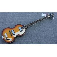 Buy cheap 4-string BB2 BASS Violin BassHi-BB Series fully hollow body2 Staple pickups, vintage style4-string BB2 Style.Free shippi from wholesalers