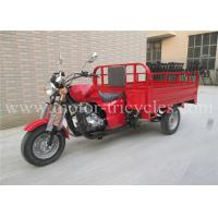 Buy cheap 8.2KW Gas Petrol Three Wheel Motorcycles Cars 3250mm X 1210mm X 1350mm from wholesalers