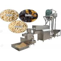 Buy cheap 1 T/H Raisin Processing Equipment Sesame Quinoa Seed Cleaning Drying Machine from wholesalers
