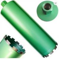 Buy cheap 80mm 100mm  Diamond Core Drill Bits For Drilling Reinforced Concrete Or Stone from wholesalers