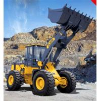 Buy cheap Front End Loader Compact Wheel Loader 5T 3m3 Bucket Capacity, Compact Tractor Front Loader from wholesalers