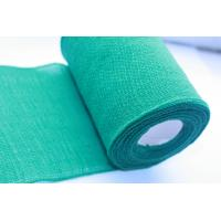 Buy cheap Custom Breathable Green Light Self - adhesive Elastic PBT Bandage from wholesalers