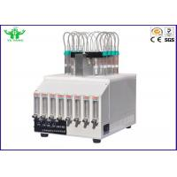 Buy cheap Automatic Oil Analysis Machine For Oxidation Stability Of Fatty Acid Methyl Esters FAME from wholesalers