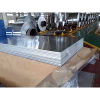 Buy cheap Eorrosion Proof 1060 H*2/H*4/T4/T6 Aluminum Plate Used in Automobile Manufacturing and Rail Transit from wholesalers