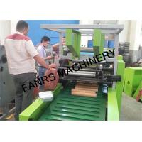 Buy cheap Automatic Aluminum Foil Rewinding Machine With German Siemens PLC from wholesalers
