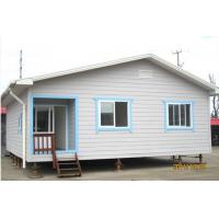 Buy cheap Beautiful Prefabricated Accommodation / Environment Protective , No Garbage Caused from wholesalers