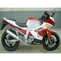Buy cheap HONDA 200cc 4 Stroke Racing Sport Bike Motorcycle , Wind Cooled from wholesalers