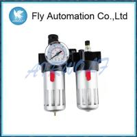 Buy cheap 1 / 2 Bfc4000 Air Preparation Units Afc Bfc Series 40um / 5 Um Filtering Grade from wholesalers