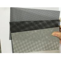 China High Tension 304 316 Stainless Steel Security Screen Anti Corrosion Easy To Install on sale