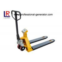Buy cheap Hydraulic Pump Warehouse Material Handling Equipment Manual Forklift Jack Pallet Truck from wholesalers