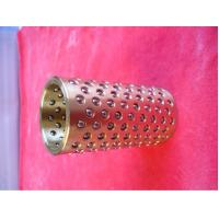 Buy cheap High Precision Bronze Ball Bearing Cage , Ball Bearing Retainer For Machine from wholesalers