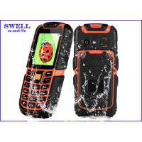 Buy cheap 2.4 Inch GSM IP67 Farmer Use Military Spec Smartphone Waterproof from wholesalers