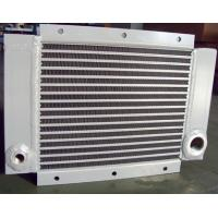 Buy cheap Aluminum Plate Fin Air Compressor Heat Exchanger Vacuum Brazed Cooling System product
