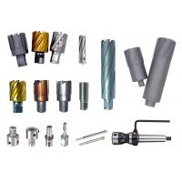 Buy cheap HSS, HSSCo ,T.C.T .Annular Cutter,Rotabroach cutter, Slugger,Magnetic Drill bits, Rail Cutter ,Core drills and Arbors from wholesalers
