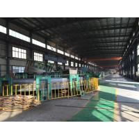 Galvanized Steel ERW Tube Mill For Furniture Tube Welding Speed 40 m / Min