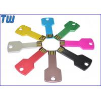 Buy cheap Metal Key Usb Pen Drive 2GB 4GB 8GB 16GB 32GB Free Logo Printing from wholesalers