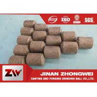 Buy cheap Low Breakage grinding cylpebs low OR high cr steel grinding media product