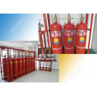 Buy cheap Automatic FM200 Gas Suppression System of 70L Network Piping from wholesalers