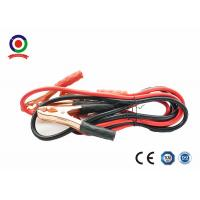 Buy cheap Customized Design Jump Leads Booster Cables , Battery Booster Jumper Cables from wholesalers