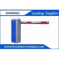 Buy cheap IP54 Electric Driveway Automatic Barrier Gate  / Parking Security Barrier Gate from wholesalers