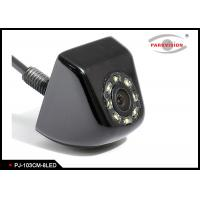 Buy cheap Bolt Mounting Night Vision Car Rear View Parking Camera With 8 Led Lights product