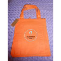 Buy cheap Orange Anchor Bay Promotional Tote Reusable Bag, Fan Expo 2013, NEW w/Tags from wholesalers