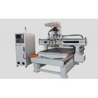 Buy cheap 3 Axis Computerized Wood Cutting Machine For Artwork And Decoration product