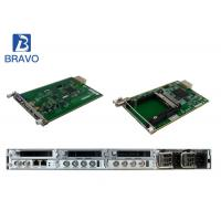 Buy cheap 4 K Flexible Real Time SD HD Encoder , Multi - Channel HD Transcoder Modulator from wholesalers