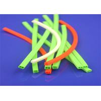 Buy cheap LFGB Colorful Silicone Rubber Strips High Pressure Bond Mouth Level Off from wholesalers