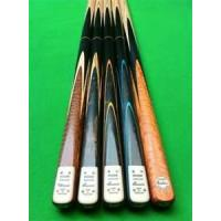 Buy cheap 60 inch 23oz 3 / 4-pc handmade rosewood snooker cue with Palo santo incross butt from wholesalers