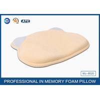 Buy cheap Lovly Bare Baby memory Foam head Pillow For well Shaping and soothing infant baby from wholesalers