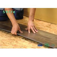 Buy cheap Water Proof PVC Laminate Flooring For Hotel , PVC Vinyl Flooring Eco Friendly from wholesalers