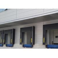 Buy cheap Pvc Fabric Loading Dock Shelters Weather Protection High Tensile Strength from wholesalers