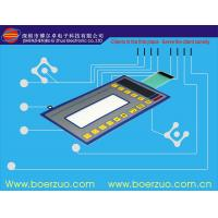 Buy cheap Flexible Touch Panel LED Membrane Switch Keypad For Remote Control from wholesalers