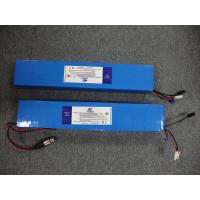 Buy cheap 22.2V 72ah Lipo Battery for Golf Cart (L756078-6S18P, 1598.4Wh) from wholesalers