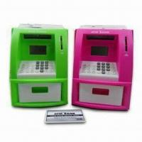 Buy cheap ATM Bank Toy with Sound Alarm Clock product