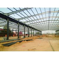 Buy cheap Factory price directly Prefabricated Light Steel Structure Workshop Sheds from wholesalers