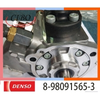 Buy cheap 6HK1 Fuel Injection Pump 8-98091565-3 8980915653 for Excavator machine Parts from wholesalers