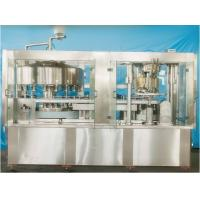 Buy cheap Multi Head Food Filling Machine Aluminum Pop Can Beverage Filling Equipment from wholesalers