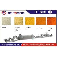 Buy cheap Full Automatic Breadcrumb Making Machine Twin Screw Extruder High Efficiency from wholesalers