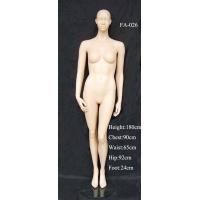 Buy cheap OEM fIberglass mannequin, female mannequin on sale from wholesalers
