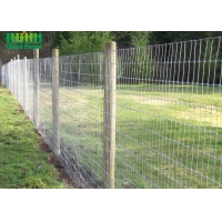 Buy cheap 1.5m Hot Dipped Galvanized High Tensile Wire Farm fence from wholesalers