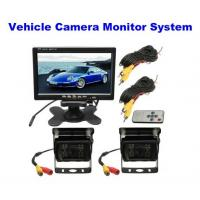 Buy cheap 2.0 Megapixel Car Reversing Camera / Night Vision Reverse Camera With Monitor System product