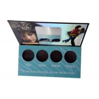 China Individual Deluxe Rigid Makeup Gift Box , Beautiful Packaging Perfume Boxes on sale