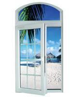 UPVC side-hung window