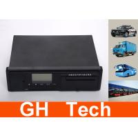 Buy cheap Bus Tracker GPS Digital Tachograph , Black Vehicle Travling Data Recorder from wholesalers