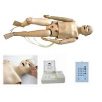 Buy cheap Multi - Functional Pediatric Simulation Manikin with Trachea Cannula for Hospitals Training from wholesalers