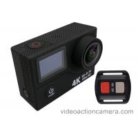 Buy cheap Underwater 1080p 60fps Action Camera , Full HD Action Cam Remoter Control from wholesalers